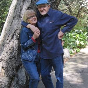 Pat and Len Royer