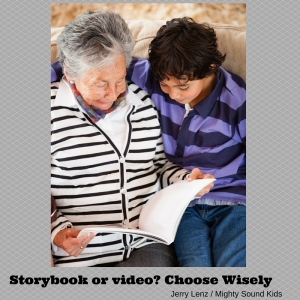 Storytelling to your children and grandchildren