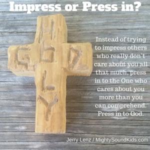 Impress or Press in-MightySoundKids