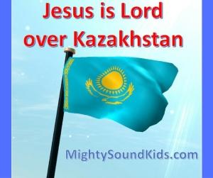 MSK Jesus is Lord over Kazakhstan