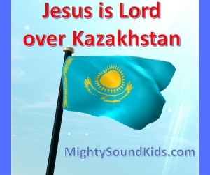 MSK Jesus is Lord over Kazakhstan
